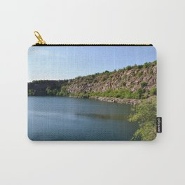 Flooded Quarry Carry-All Pouch