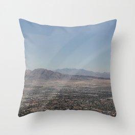 Mountain Throw Pillow