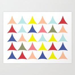 Across the Veil Art Print