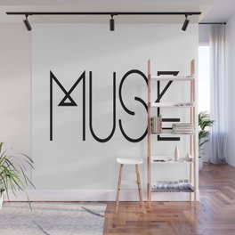 Muse Wall Mural