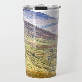 The Lone walker. Travel Mug