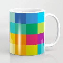 Artist Color Palette Coffee Mug