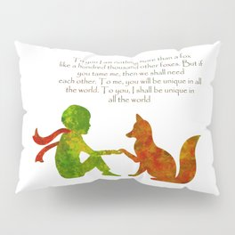 Little Prince Quote Pillow Sham