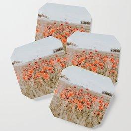 flower field Coaster