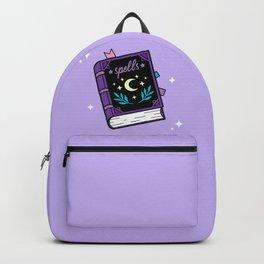 Magical Spellbook Backpack
