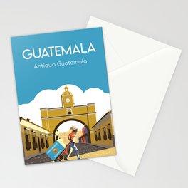 Antigua Guatemala Stationery Cards