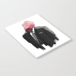 Char Siu Head (roast pork in suit) Notebook
