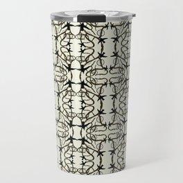 Frida Kahlo´s thorn  Travel Mug