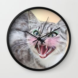 I DON'T NEED YOUR GENDER ROLES - kitter Wall Clock