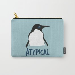 Atypical penguin Carry-All Pouch
