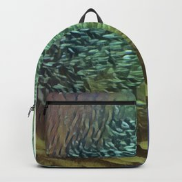 In the Fish Bowl II Backpack