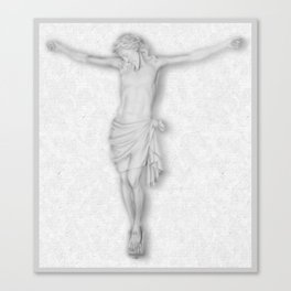 The Passion of the Christ Canvas Print