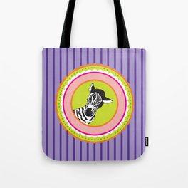 What's up Zebra? Tote Bag