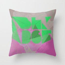 BLK365 - Africa Throw Pillow