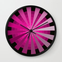 round and round Wall Clock