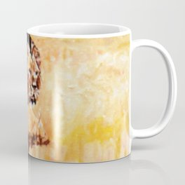 LION in Queen Elizabeth National Park E. A.   by Kay Lipton Coffee Mug