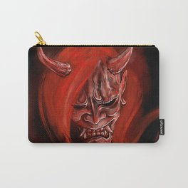 Hannya 3 Carry-All Pouch