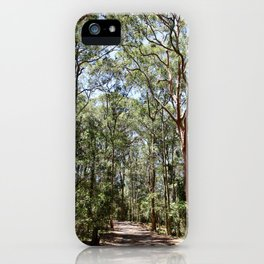 Hiking iPhone Case