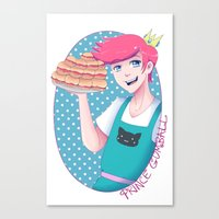 gumball Canvas Prints featuring Gumball by Alice