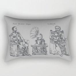 Now That's Dope Rectangular Pillow