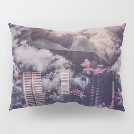 Falling Into The Uncertain Void Pillow Sham