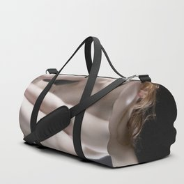Redheaded Nude Duffle Bag