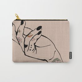 Magic hand Carry-All Pouch