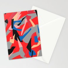Redactive Stationery Cards