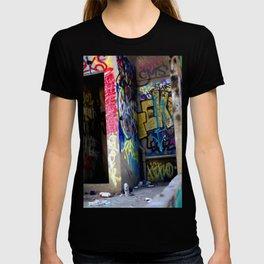 Abandoned. T-shirt