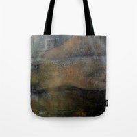 imagerybydianna Tote Bags featuring shatter by Imagery by dianna