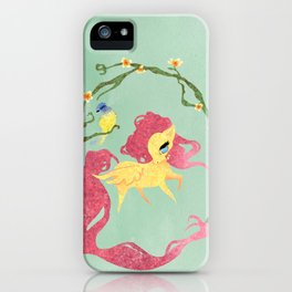Fluttershy iPhone Case