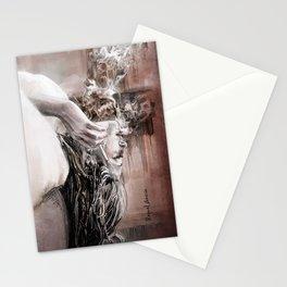 Smoke/3 Stationery Cards