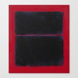 Rothko Inspired #6 Canvas Print