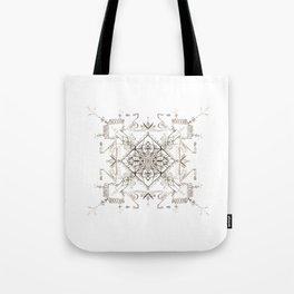 Pencil Pattern Tote Bag