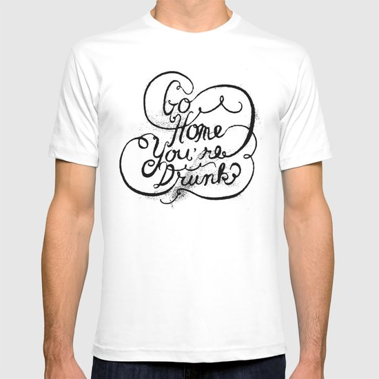 GO HOME T-shirt