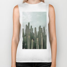 Cactus Jungle Biker Tank