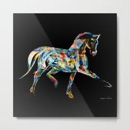 Horse (Cirque de soleil) Metal Print