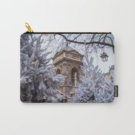 Fontaine des Innocents Carry-All Pouch