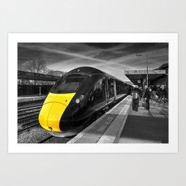 Oxford IET Art Print