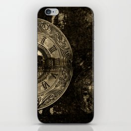 Time for the Train iPhone Skin
