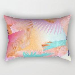 Cuban Sunset Rectangular Pillow
