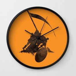 Raising the Volume Wall Clock