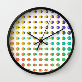 Complements Wall Clock