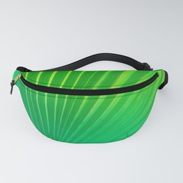 Palm Tree Leaf Fanny Pack