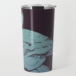 Deep Sea Shark Travel Mug
