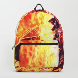 dragon power Backpack