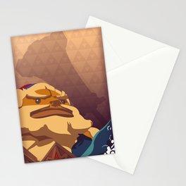 Goron Hero - Legend of Zelda Stationery Cards