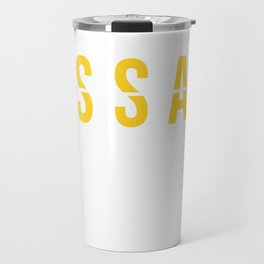 SSA - Deputado Luís Eduardo Magalhães International Airport - Salvador Brazil Gift or Airport Code Travel Mug