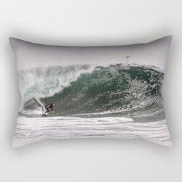Surfing The Wedge   5-1-12  Rectangular Pillow