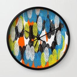 Circulos ing Wall Clock